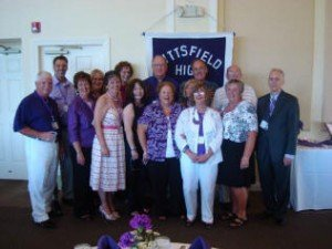 Class Of '65 45th Reunion August 7th, 2010 Berkshire Hills Country Club